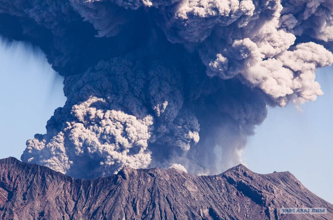 На Камчатке зашевелились вулканы. 15047.jpeg