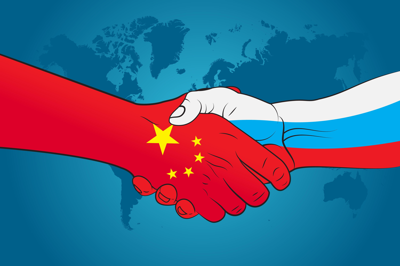 Торговый оборот КНР с РФ растет, с США – падает. 15048.jpeg