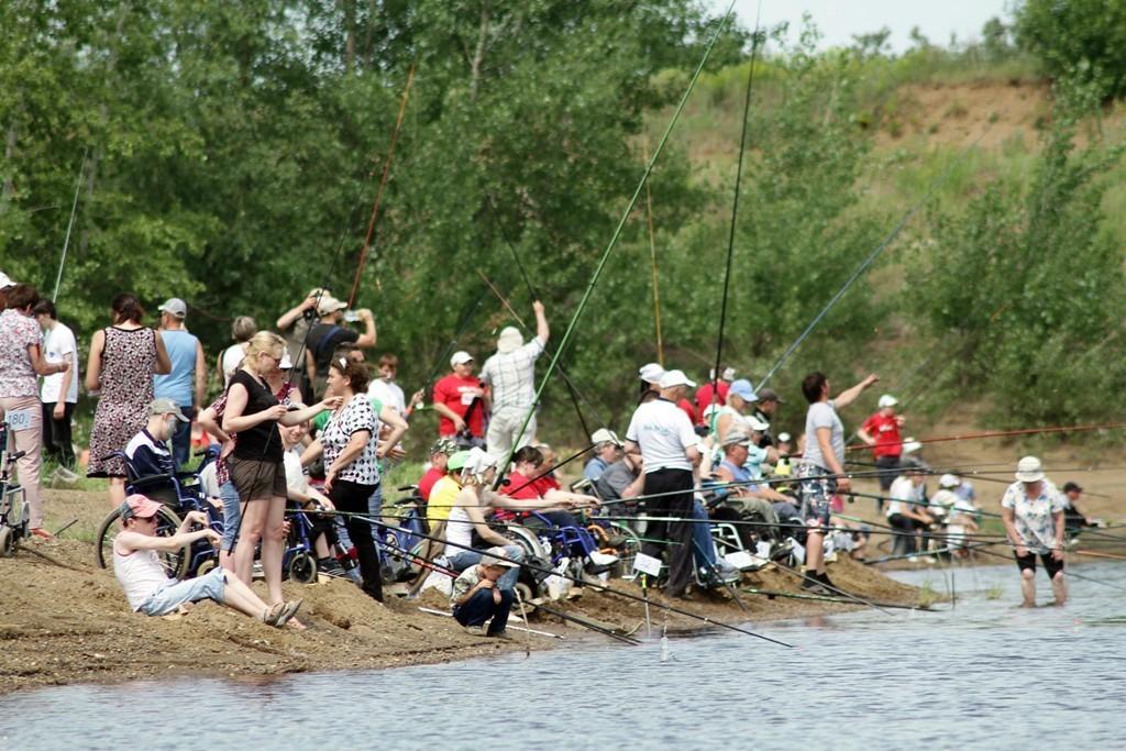 В Удмуртии прошел фестиваль рыбалки среди инвалидов. 16055.jpeg