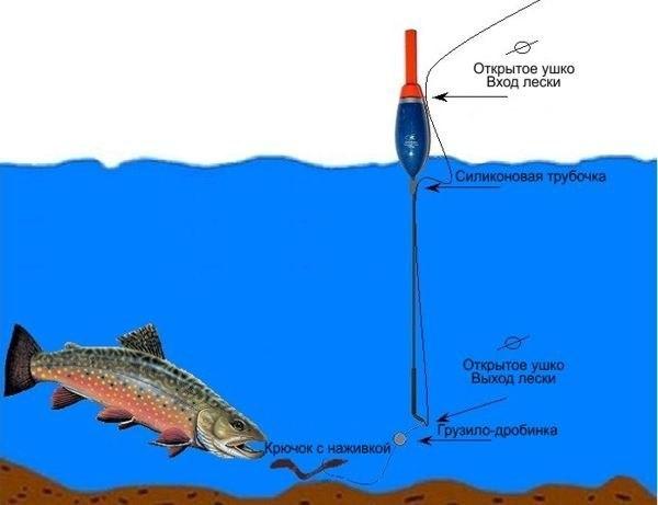 Советы для рыбалки на поплавочную снасть