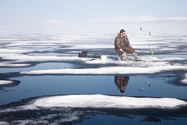Как искать рыбу весной. Весенние рыбацкие секреты.. 15097.jpeg