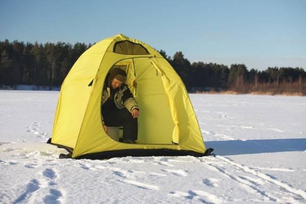 Палатка для ловли зимой: плюсы и минусы. 15117.jpeg