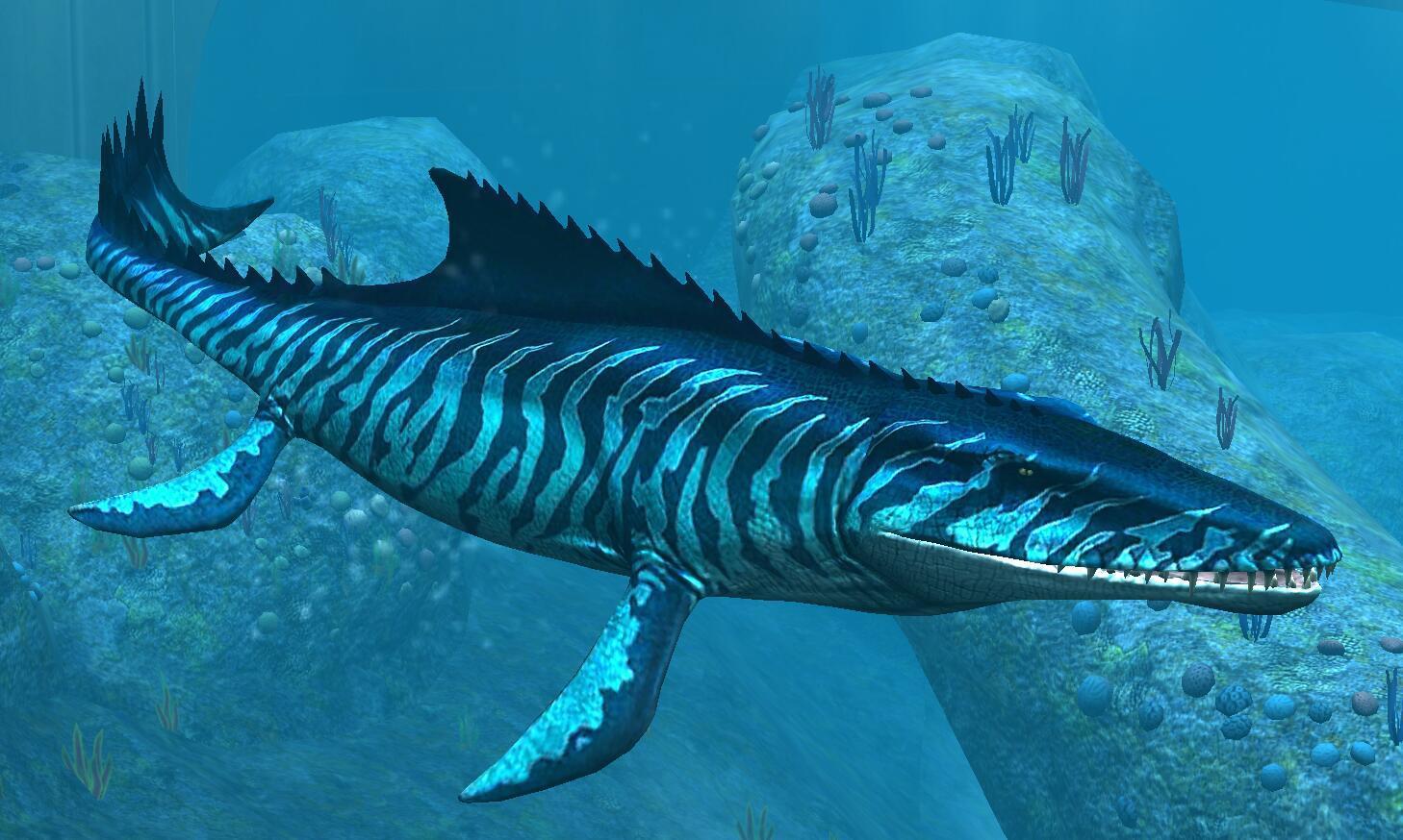 В Канаде нашли скелет древнего хищника морей. 16125.jpeg