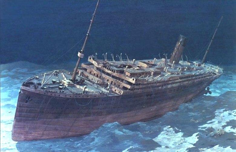 «Титаник» продолжает подавать «SOS». Титаник