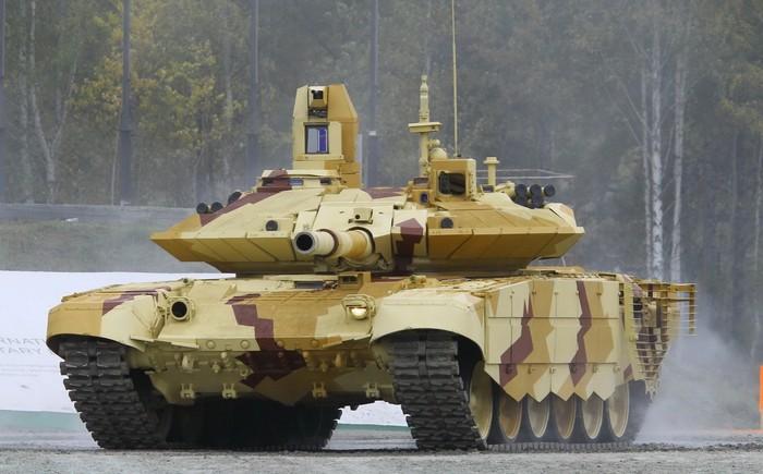 Т-90МС возможно станет беспилотником. танк т-90