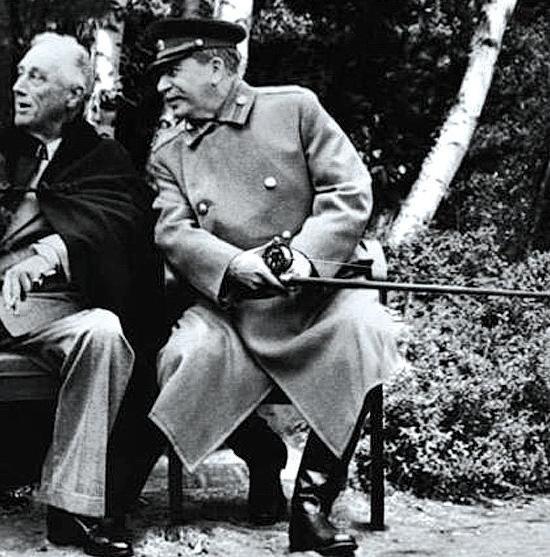 Стало известно о браконьерстве Сталина. сталин