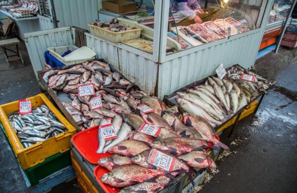 В Хабаровском крае будут штрафовать стихийные рыбные рынки. рыба, рыбные рынки, штраф, Хабаровск