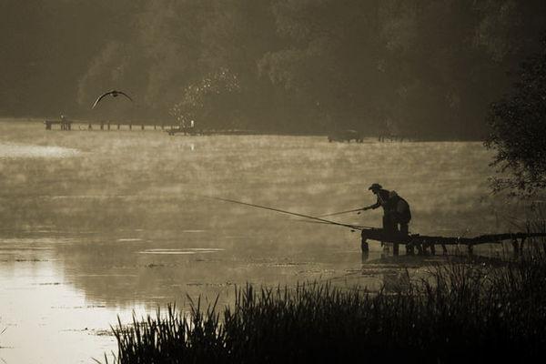 Рыбацкая байка. Как Сережа на рыбалку не хотел.. 14306.jpeg