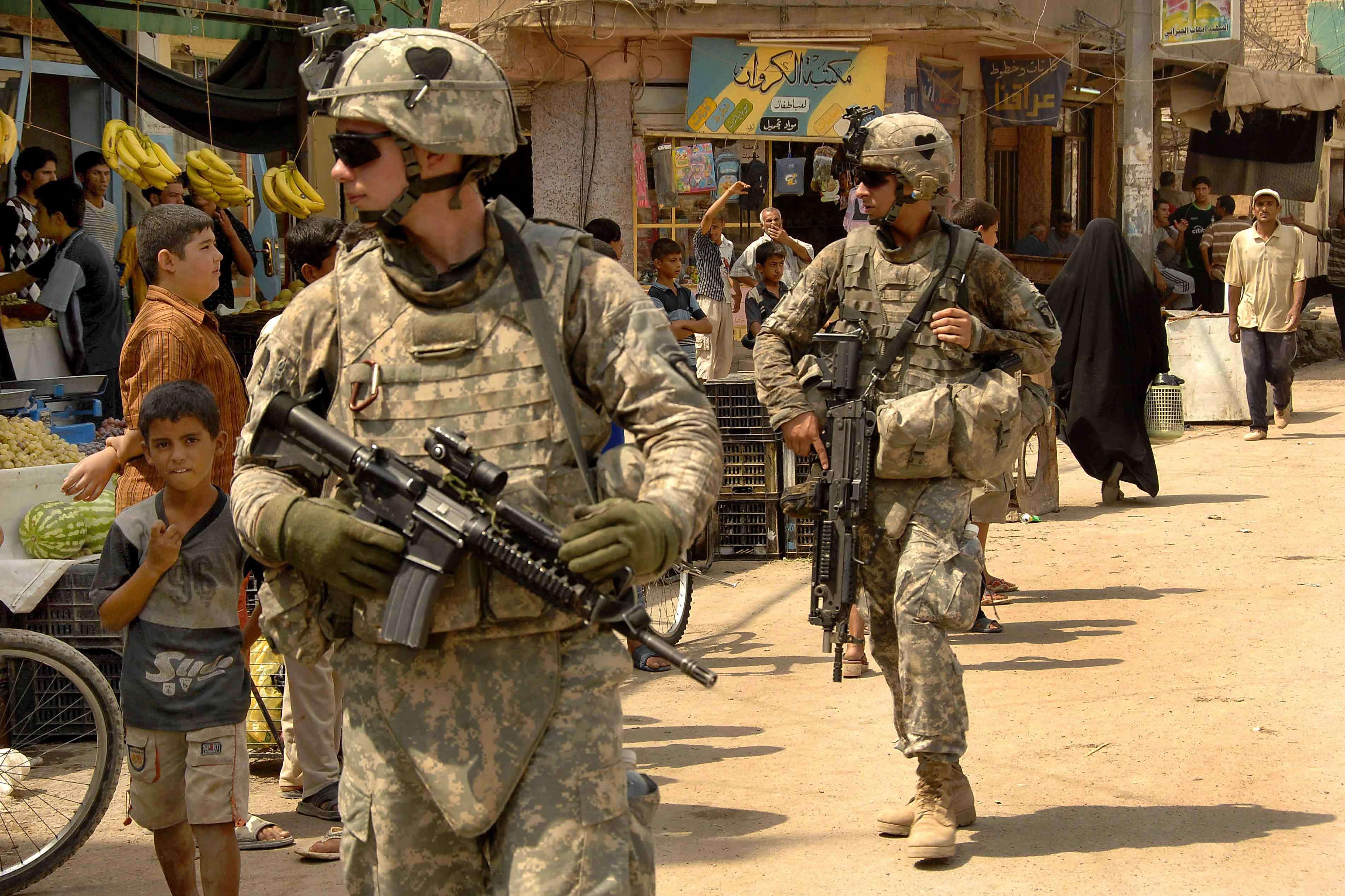 Американцы временно ушли из Ливии. ливия