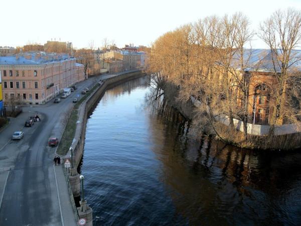 В Петербурге проверяют нормализацию состояния реки Новая. экология, река, Новая, Петербург