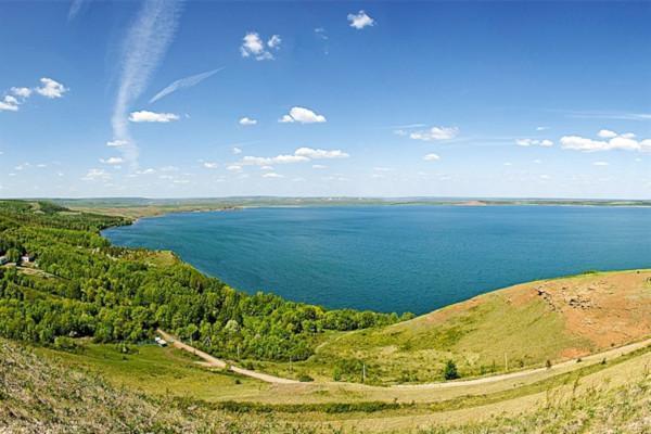 В Башкирии на озере Аслыкуль ухудшилось качество воды. экология, озеро, Аслыкуль, вода, Башкирия