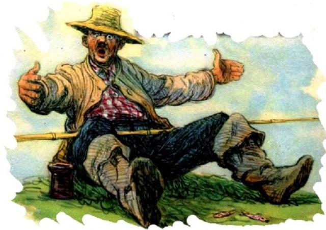 Байки старого рыбака. Об армейской субординации и пустом предмете спора. 13355.jpeg
