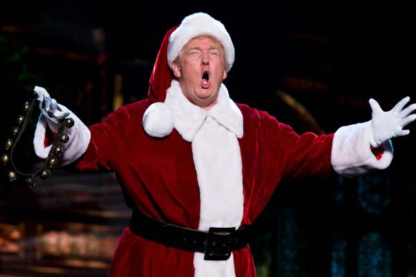 Дональд Трамп не верит в Санта Клауса. 14370.jpeg