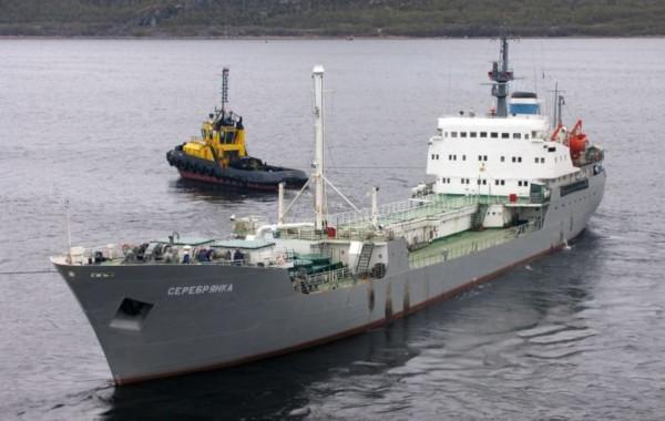 В Белое море вышел сборщик радиоактивных отходов. море, Белое море, радиоактивные отходы, Северодвинск
