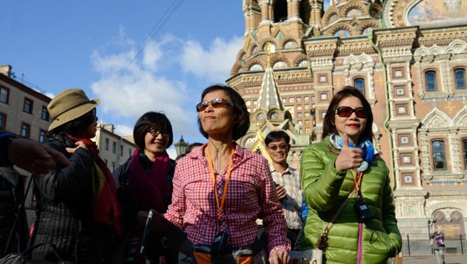 Любуешься Россией – плати. туристы