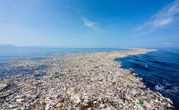 Исследователи изобрели катушки для очистки океана от пластика. ученые, катушка, пластик, чистка, океан