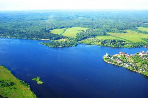 Уровень воды в Волге впервые за лето превысил прошлогодние значения. река, вода, Волга