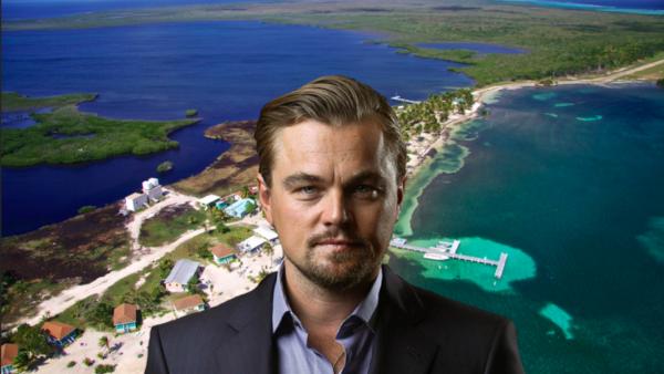Ди Каприо рассказал о подводной помойке у побережья острова Андрос. остров Андрос, помойка, Греция, актер, Леонардо Ди Каприо