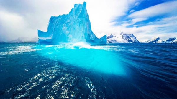 В арктическом льду обнаружен микропластик. экология, льды, пластик, Арктика