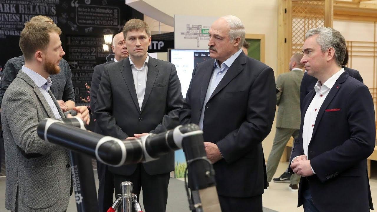 Лукашенко: белорусы живут в очень опасном месте. Белоруссия