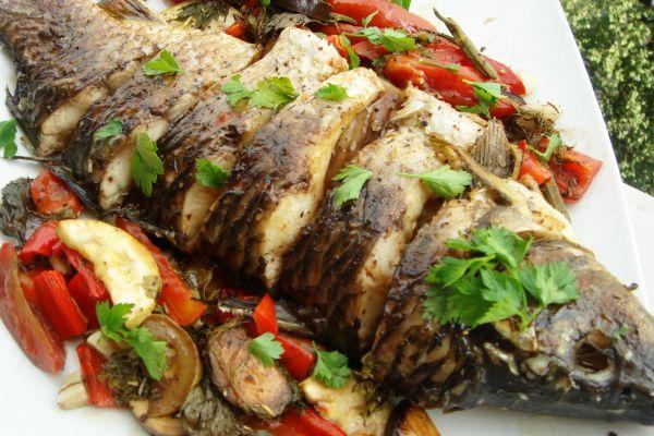 «Рыба, запеченная в духовке». 14424.jpeg