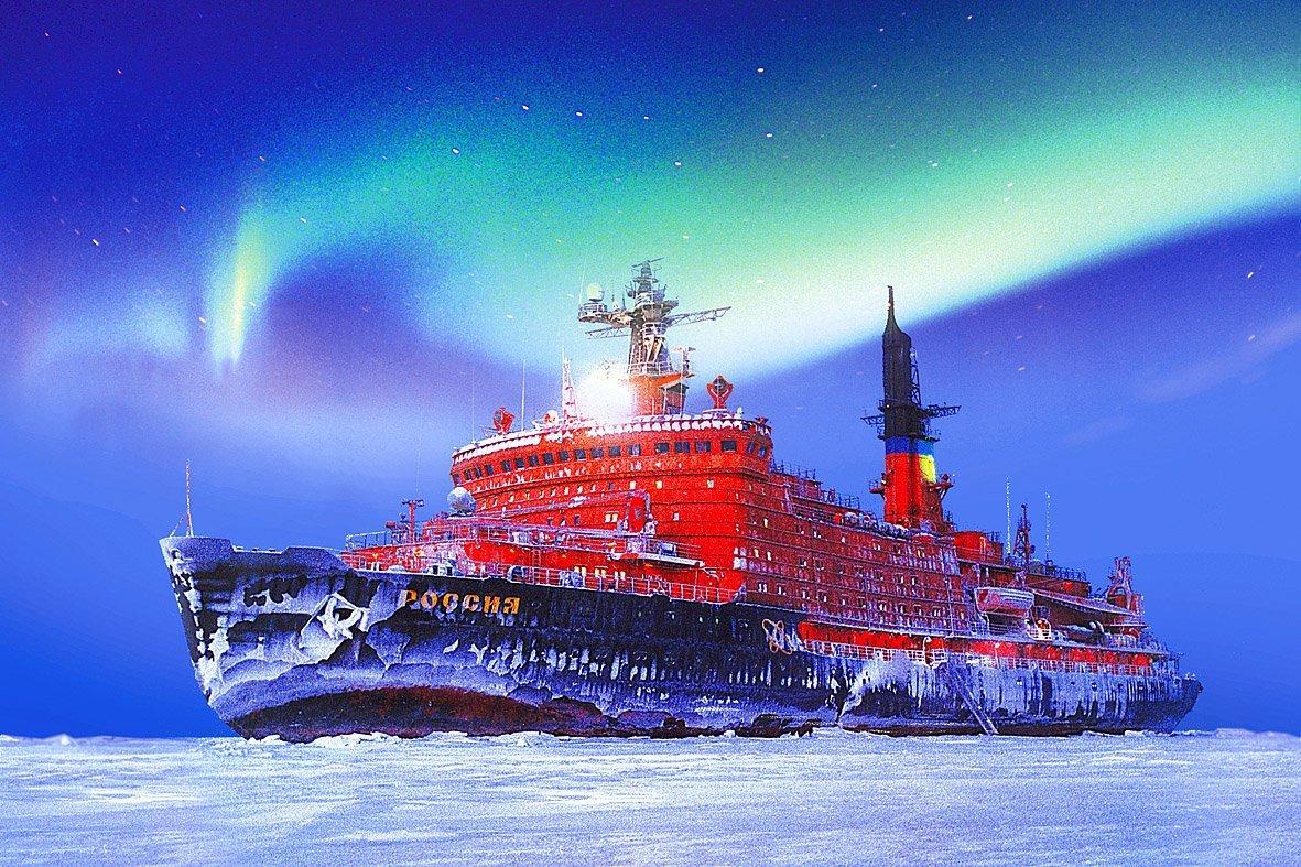 Матвиенко: Россия в Арктике навсегда. арктика