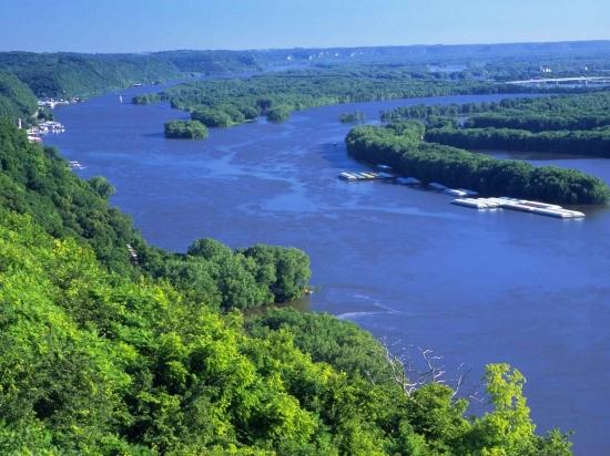 Китайцы построят индустриальный парк на Миссисипи. река