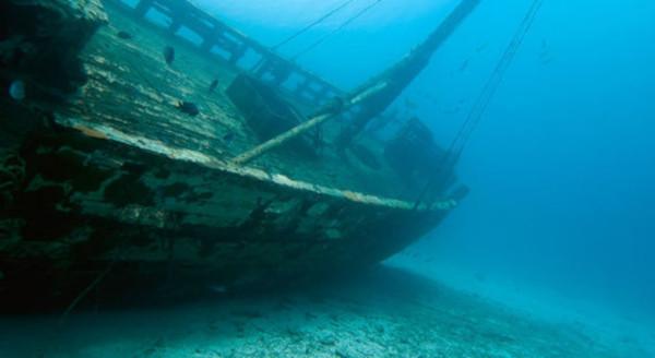 Ученые обнаружили на дне Балтийского моря 500-летний корабль. корабль, Возрождение, Балтийское море