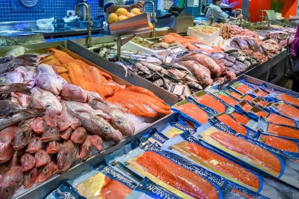 Экспорт рыбы и морепродуктов из Приморья вырос  на 20%. рыба, морепродукты, экспорт, Приморье