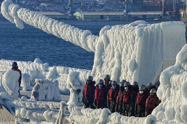 Арктика может стать яблоком раздора. 14435.jpeg