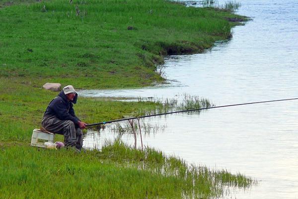 Лучшее время для рыбалки - весна. 14442.jpeg