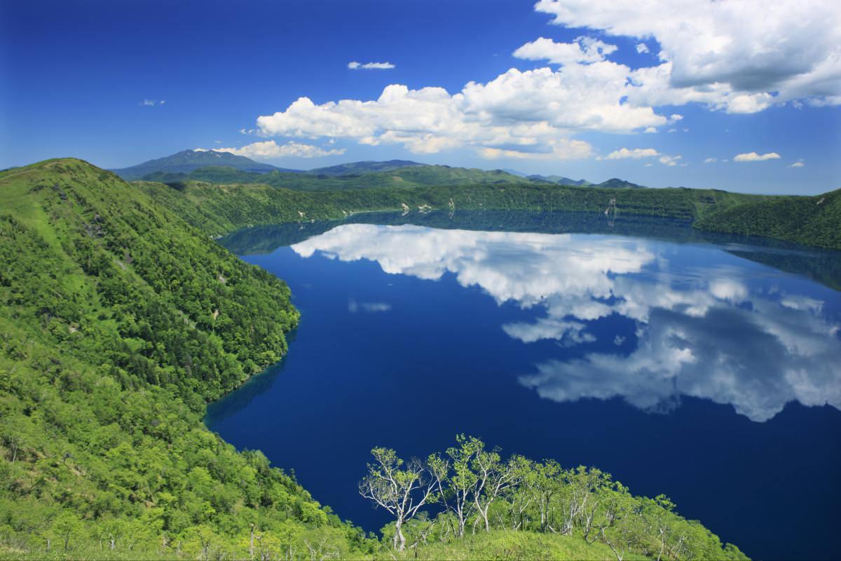 Японцы охраняют озеро Масю как зеницу ока. Масю