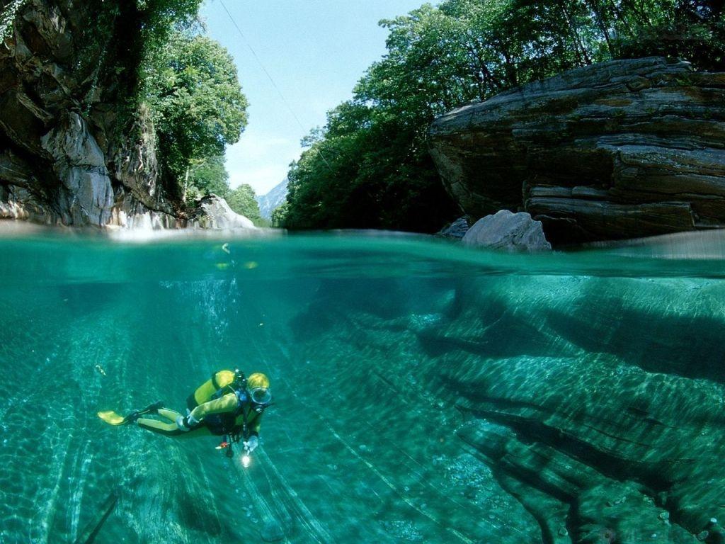 Хинатуан – самая чистая река на планете. 14451.jpeg
