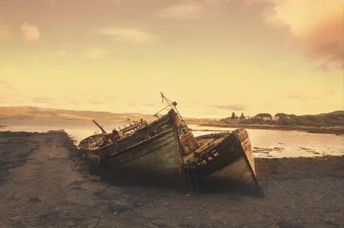 Южноафриканские археологи нашли судно, затонувшее в XVII веке. археология, корабль, ЮАР, Кейптаун