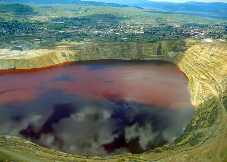 Самое опасное озеро находится в Челябинской области. озеро