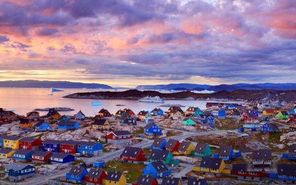 Администрация Трампа хотела предложить за Гренландию $600 млн в год. США, Трамп, Дания, Гренландия