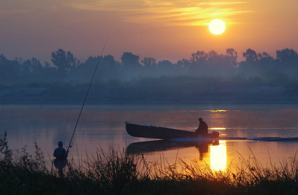 Семен Шадрин: «Рыбалка полезна для здоровья». рыбалка