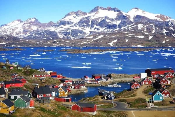 Госсекретарь США обсудил с главой МИД Дании сотрудничество в Гренландии. Трамп, США, Гренландия, Дания