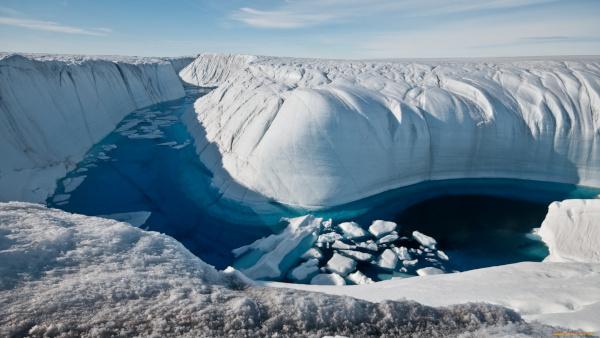 Будущее Земли пишется в быстротающей Гренландии. экология, Гренландия, ледники, глобальное потепление, планета