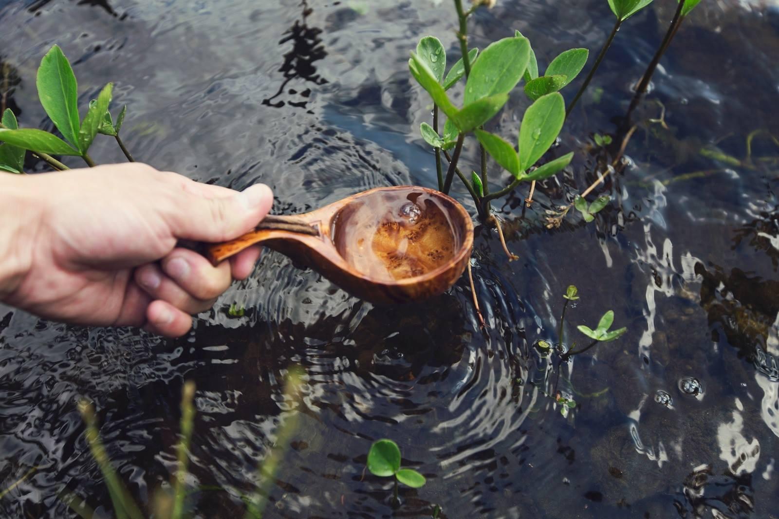 Прибор может определить, хорошо ли рыбе в воде. вода