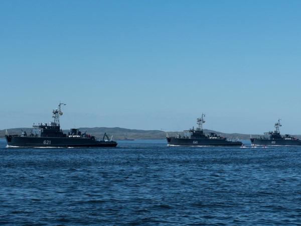 Норвегия не поняла отказа РФ пропустить суда в Баренцевом море из-за военных учений. Норвегия, учения, Баренцево море
