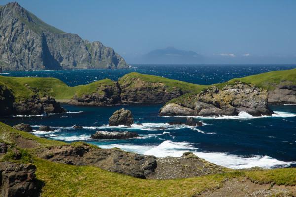На острове Шикотан запустили новую научно-исследовательскую станцию. рыба, ученые, исследование, остров Шикотан