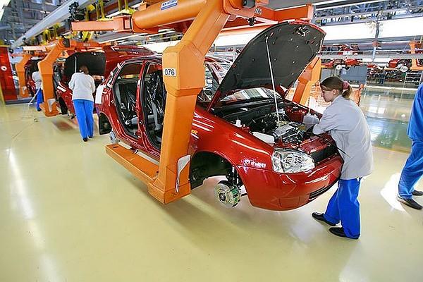 В России начался рост производства автомобилей. 14558.jpeg