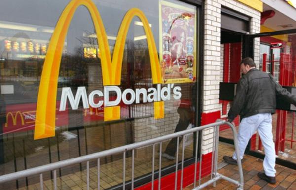На Дальнем Востоке собираются открыть сеть McDonald's. рыба, ресторан, McDonald's, Дальний Восток