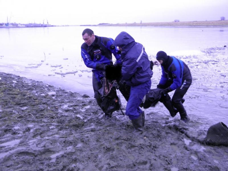 В Ленобласти нашли погибшего рыбака. рыбак