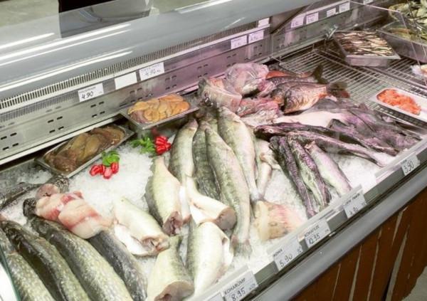 Эксперт оценил долю фальсификата в рыбной продукции в России. рыба, рыбная продукция, Роспотребнадзор