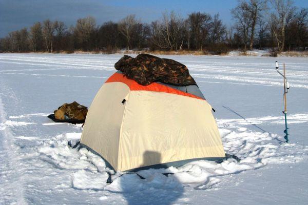 Ставим рыболовную зимнюю палатку. 14642.jpeg