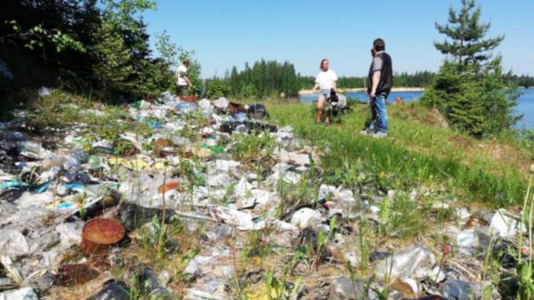 Волонтеры убрали 16 тонн мусорных отходов в Финском заливе. экология, мусор, акция, Финский залив