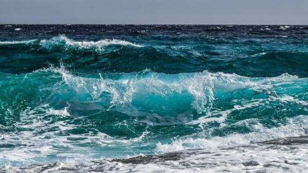 Шторм «Джерри» в Атлантике усилился до второй категории. климат, погода, шторм, Атлантика, Атлантический океан