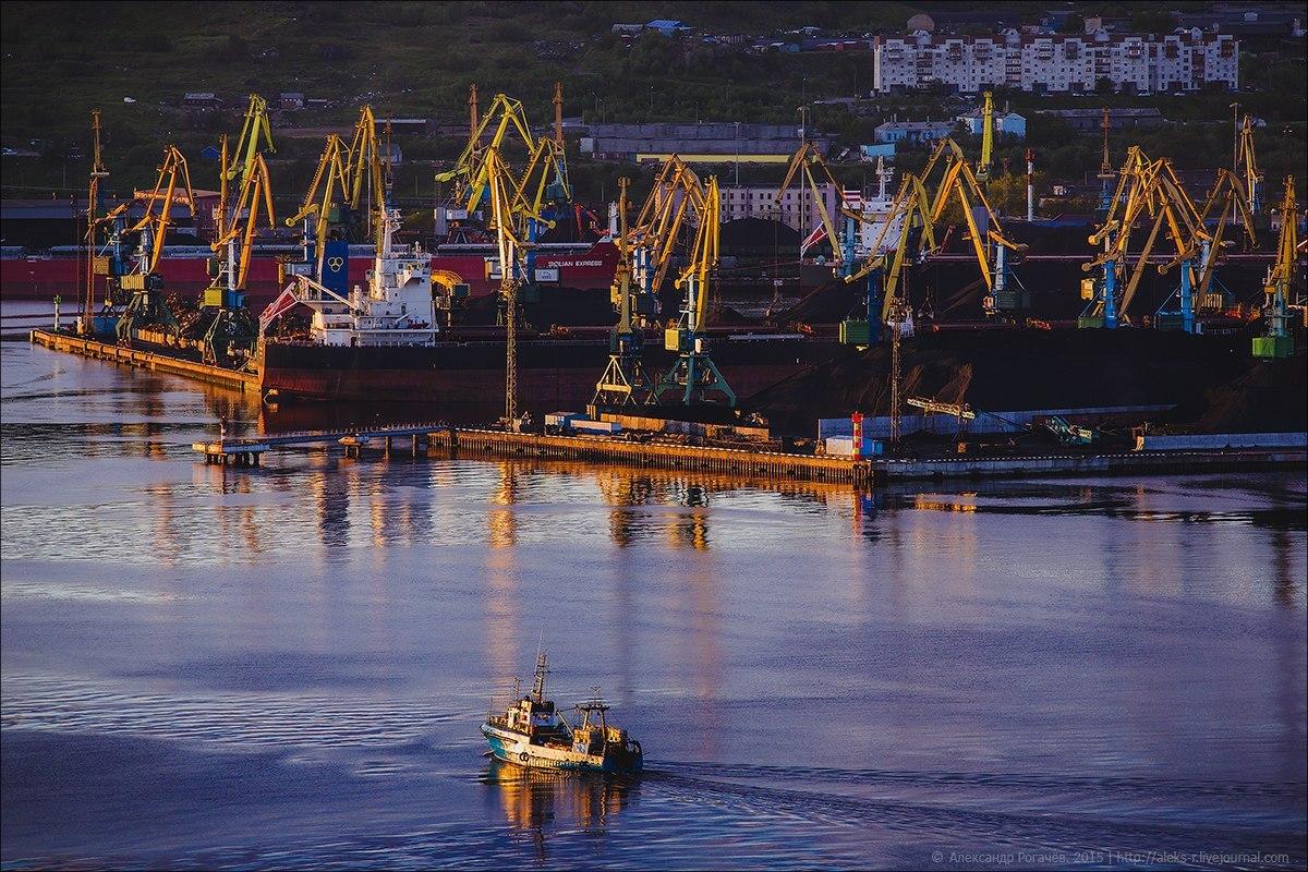 Рыбопромышленный кластер будут строить в Мурманске. 15712.jpeg